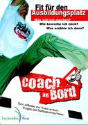 Titelseite: Coach an Bord