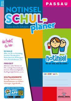 Notinsel-Schulplaner