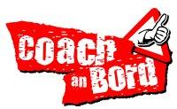Logo: Coach an Bord