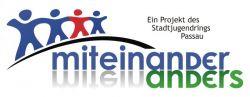 Logo: miteinander anders